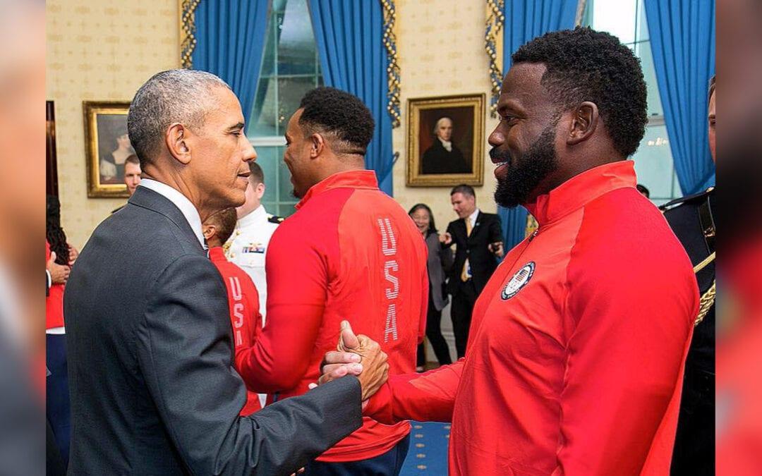 Olympian Kibwe Johnson Joins Hammerman USA Team