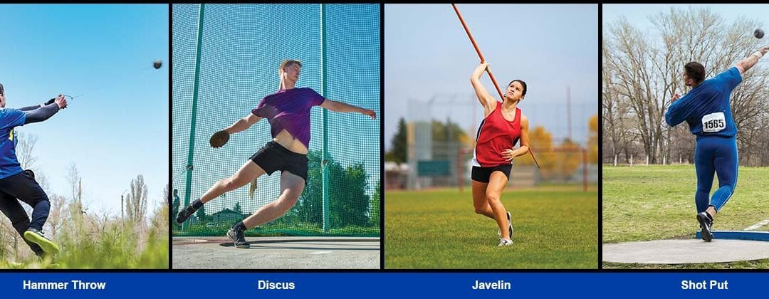 Register Now for Throwers League Championship Meet – September 7, 2019 in Aurora, IL