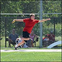 discus competition
