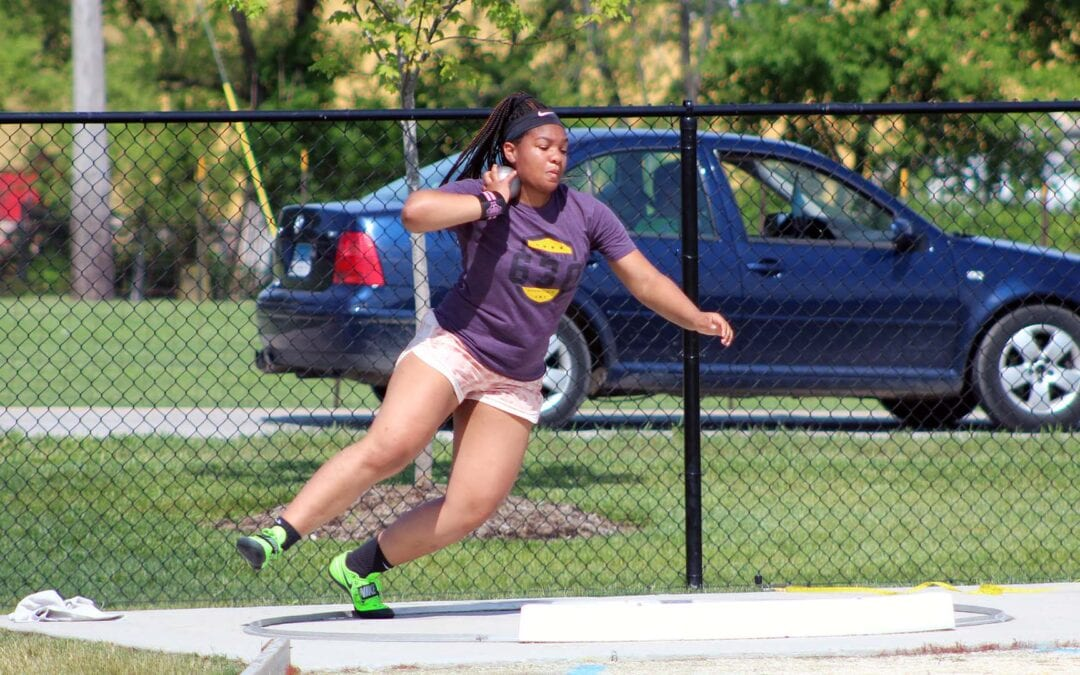SECOND THROWERS LEAGUE MEET OF 2020 HELD AT HAMMERMAN FIELD ON JULY 18th